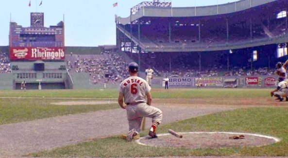 Stan Musial Polo Grounds