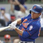 Did Ty Kelly hurt his chances of making the Mets?