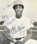 Lenny Randle, an unlikely choice for one of my all-time favorite Mets