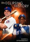 Who's the greatest Mets hitter: Darryl Strawberry or David Wright?