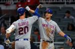 The Mets' offensive core is Pete Alonso, Jeff McNeil and Brandon Nimmo