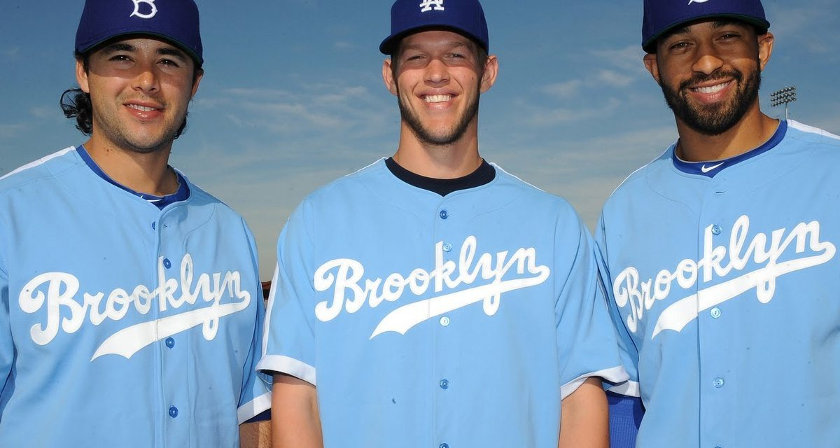 LA Dodgers to Wear Brooklyn Uniforms This Season…WHY?