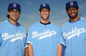 LA Dodgers to Wear Brooklyn Uniforms This Season...WHY?