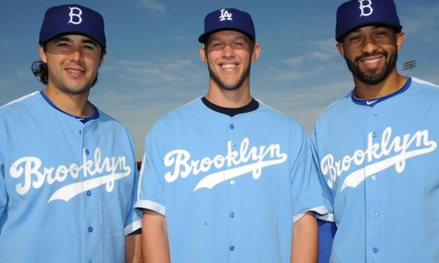 LA Dodgers to Wear Brooklyn Uniforms This Season…WHY?