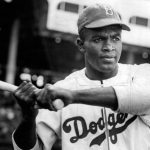 Jackie Robinson Breaks the Color Barrier 64 Years Ago Today