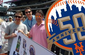 Mets Banner Day 2012