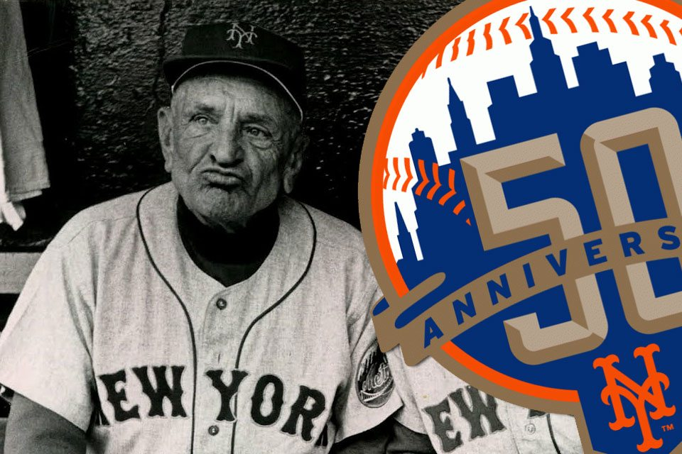 Listen to First Game in Mets History