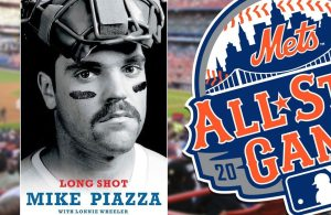 Mike Piazza Book Signing