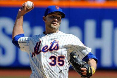 Dillon Gee NY Mets