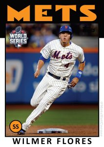 2015 World Series Wilmer Flores
