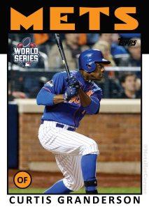 2015 World Series Curtis Granderson