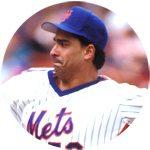 Sid Fernandez NY Mets