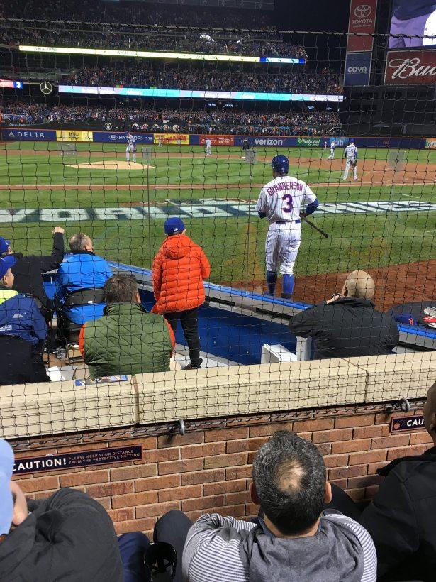 Curtis Granderson NY Mets