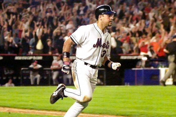 Mike Piazza 9/11 Jersey Up for Auction