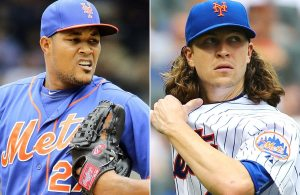 Meet Jacob deGrom and Jeurys Familia