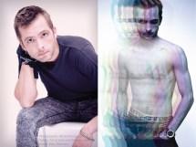 foto af Mette Bundgaard - makeup og styling Art of Style and Makeup Crew - Model Marc