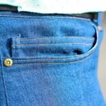 Ginger und meine Tipps und Tricks zum Jeans nähen Teil 1