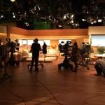 Live im Fernsehen