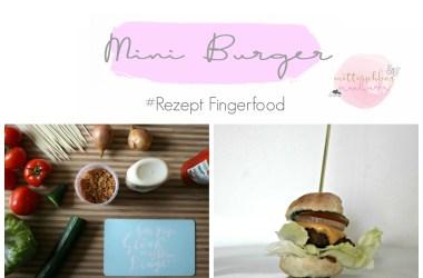 teenyparty jugendliche Geburtstag miniburger rezept