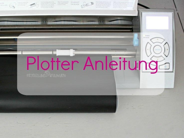 Anfänger Anleitung Plotter - erste Schritte / Free Tutorial / Silhouette