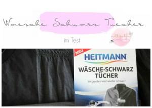 wäsche schwarz tücher heitmann test erfahrung