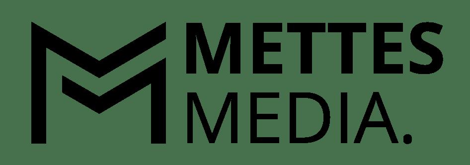 Mettes Media Logo