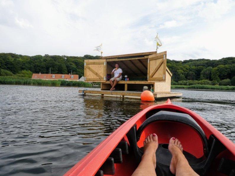 shelter på mariager fjord