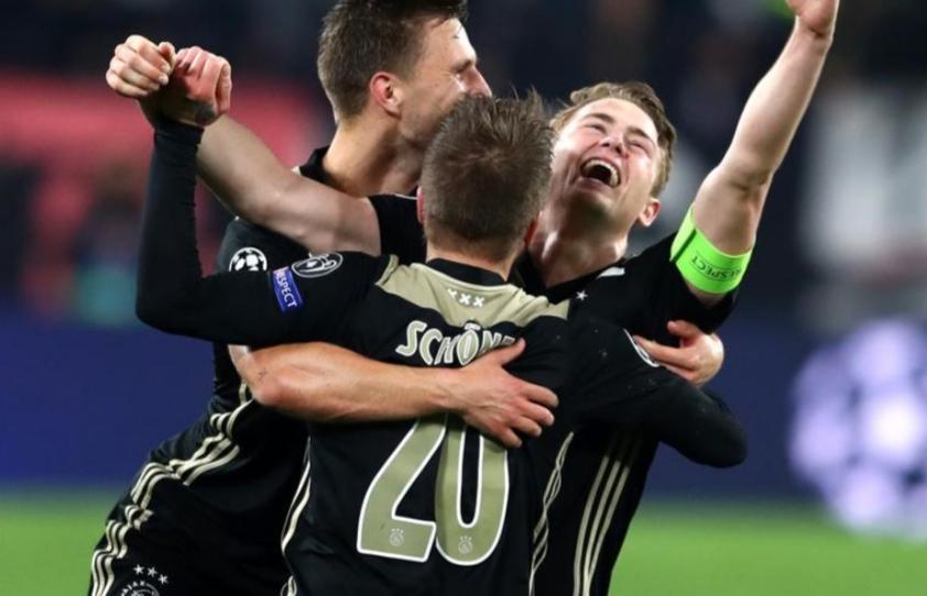 La magia Ajax