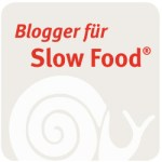Logo Blogger für Slow Food