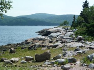 (Fjord du Saguenay - Province de Québec)