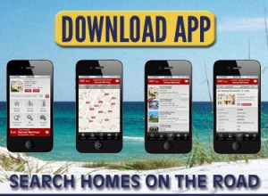 download button for home search app for smartphones