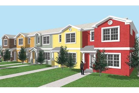 new dunedin fl town homes