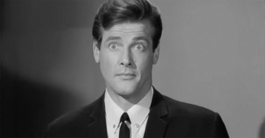 Image result for the saint roger moore