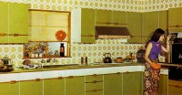 These zany interior design pictures prove that no decade ...