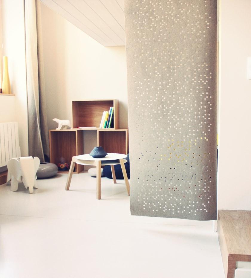 Paroi En Feutre Simone Design Franais