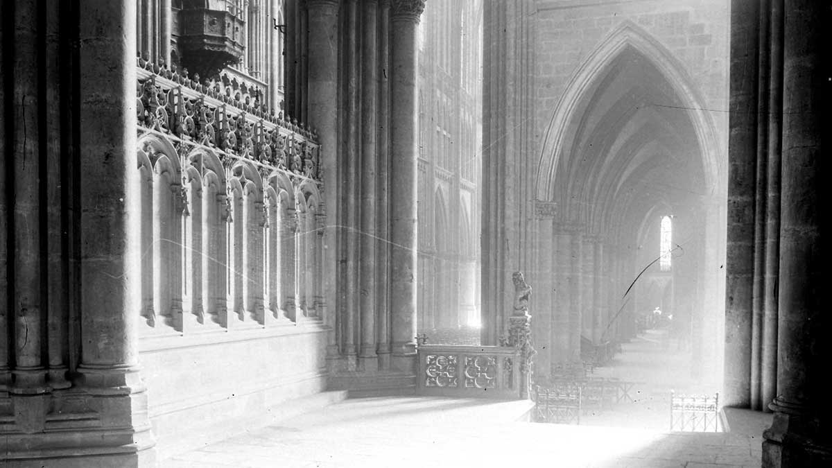 Cathedrale Metz 800 Ans Exposition Virtuelle