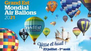 GMAB Grand Est Mondial Air Ballon 2021