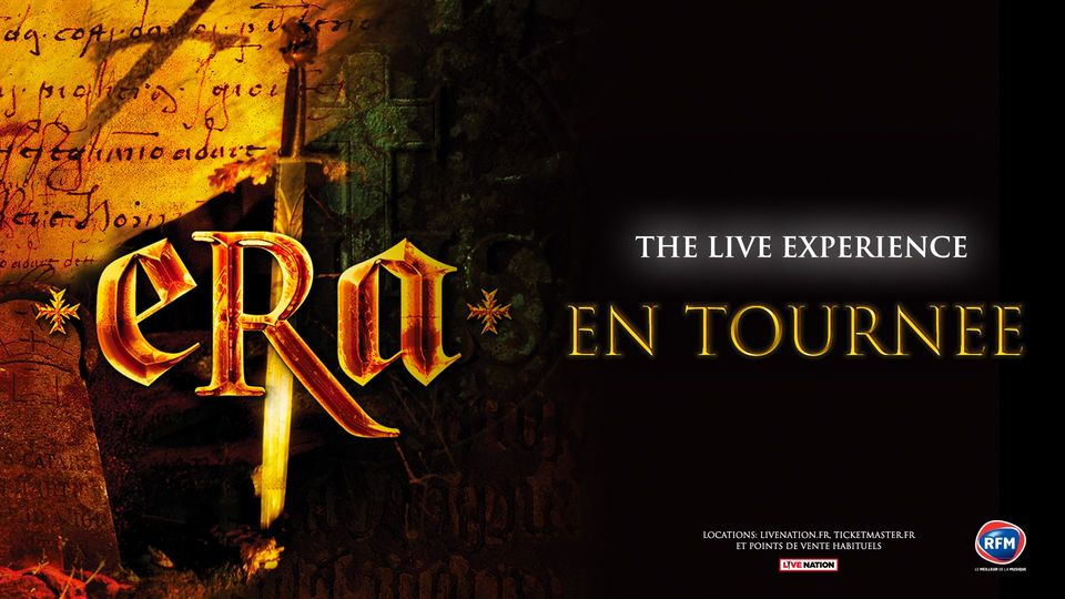 era : the live experience, luxembourg