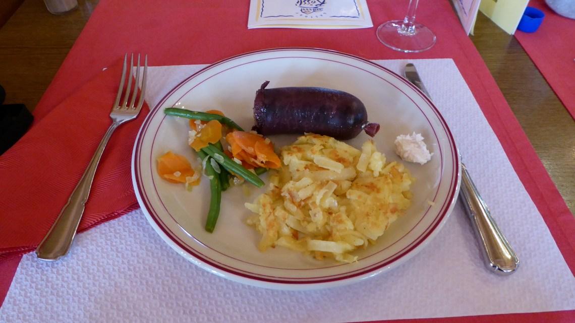 Metzgete-Buffet Rössli, Schübelbach