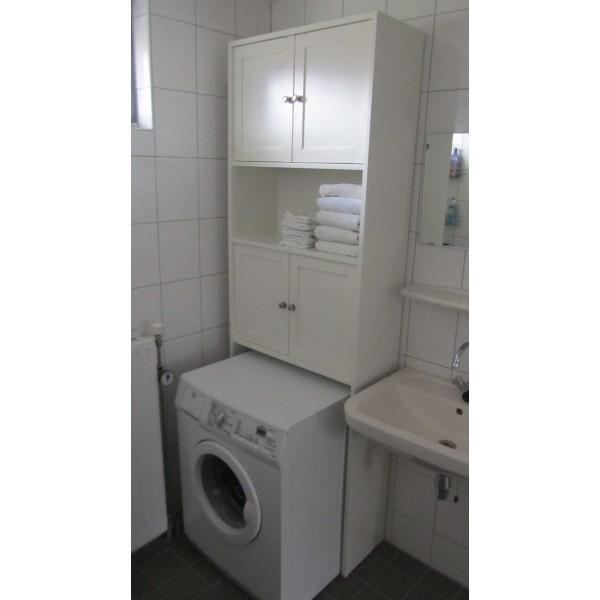 Wasmachine kast 01  J Lap
