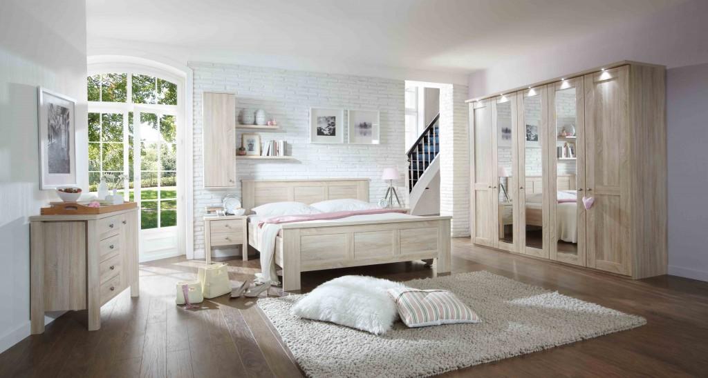 Landelijke slaapkamer Brescia  Meubelen DE KEIZER  TilT