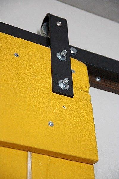 Instructions sur la faon de faire une porte coulissante avec palettesMeuble en Palette  Meuble