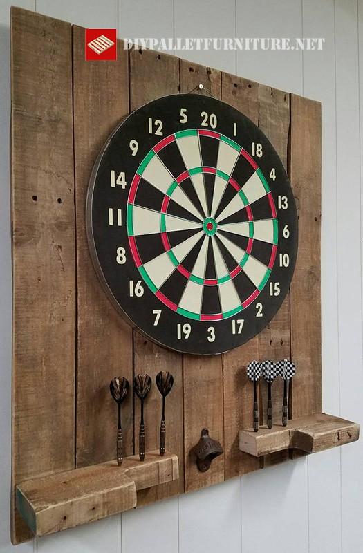 Dart Boards Cabinets