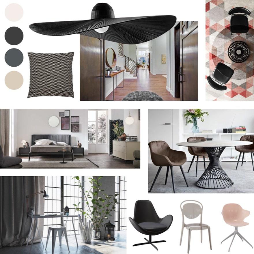 style industriel meubles bouchiquet