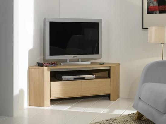 meuble tv moderne en bois yucca