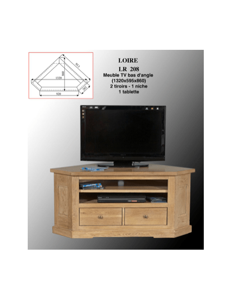 meuble tv maddy