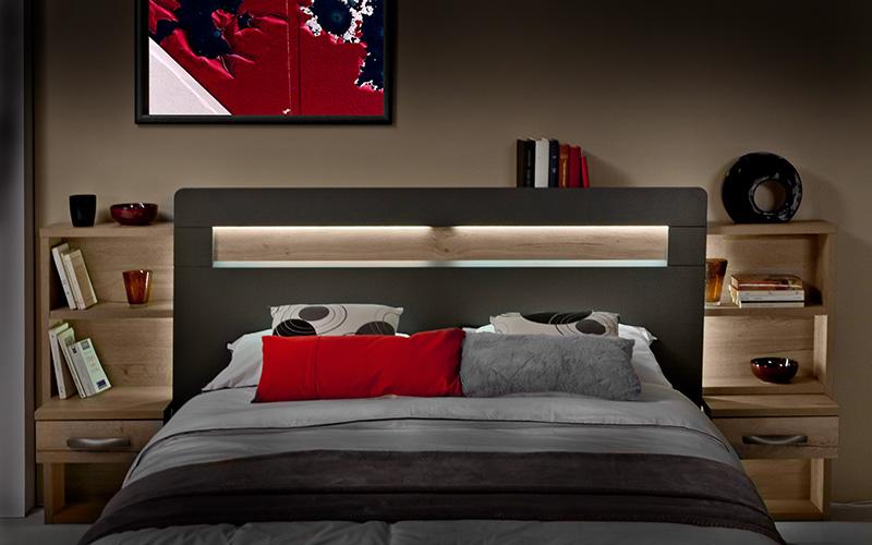 Chambre  Coucher Design et Contemporaines  Meubles Minet