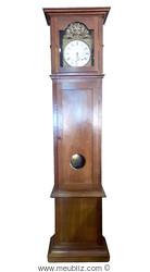 Comment Dater Une Horloge Comtoise : comment, dater, horloge, comtoise, L'horloge, Parquet, Identifiez, Facilement, Caisse,, Cadran, Mouvement