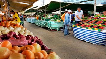 Feira de orgânicos da Ceagesp foi suspensa