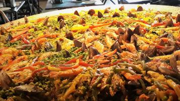 Ceagesp abre festival de pescados e frutos do mar